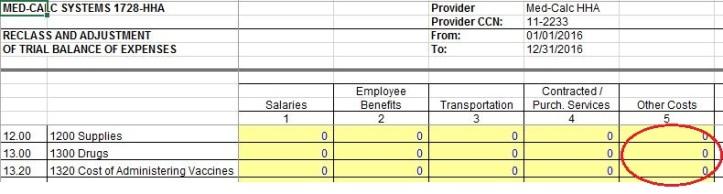Form 1728 Worksheet A lines 12 - 13.20 column 5