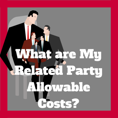 What are My Related Party Allowable Costs-