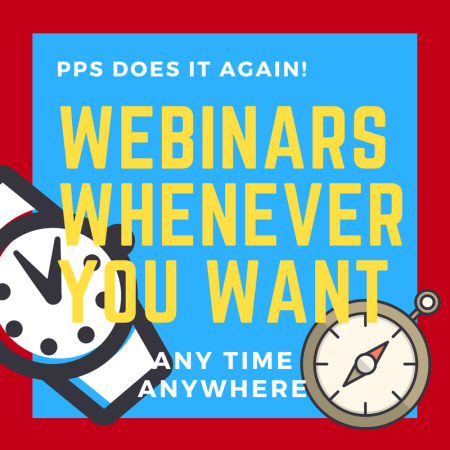 Webinars Whenever You Want