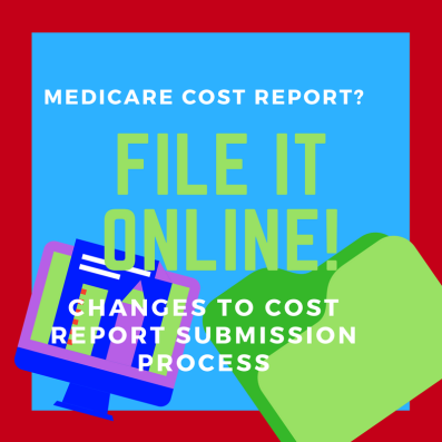 File Cost Report Online