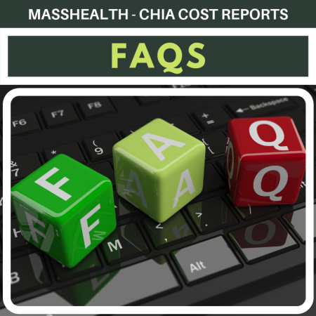 MassHealth FAQs for NSCR Reports